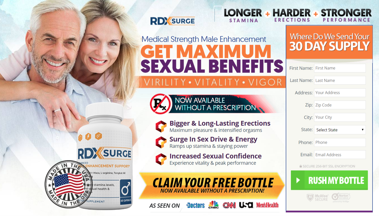 RDX Surge Reviews