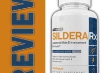 sildera RX Male Enhancement Pills