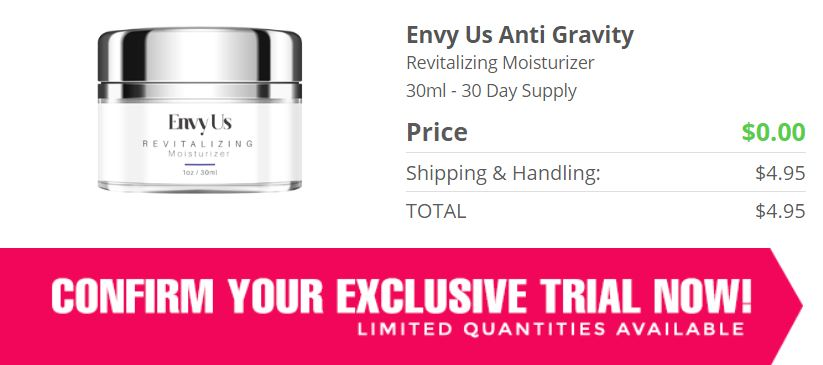 Envy Us Anti Aging Cream Canada