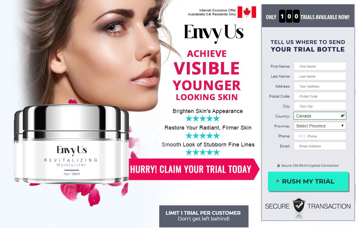 Envy Us Anti Aging Cream