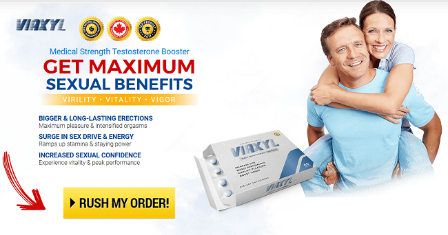 Viaxyl Male Enhancement Pills