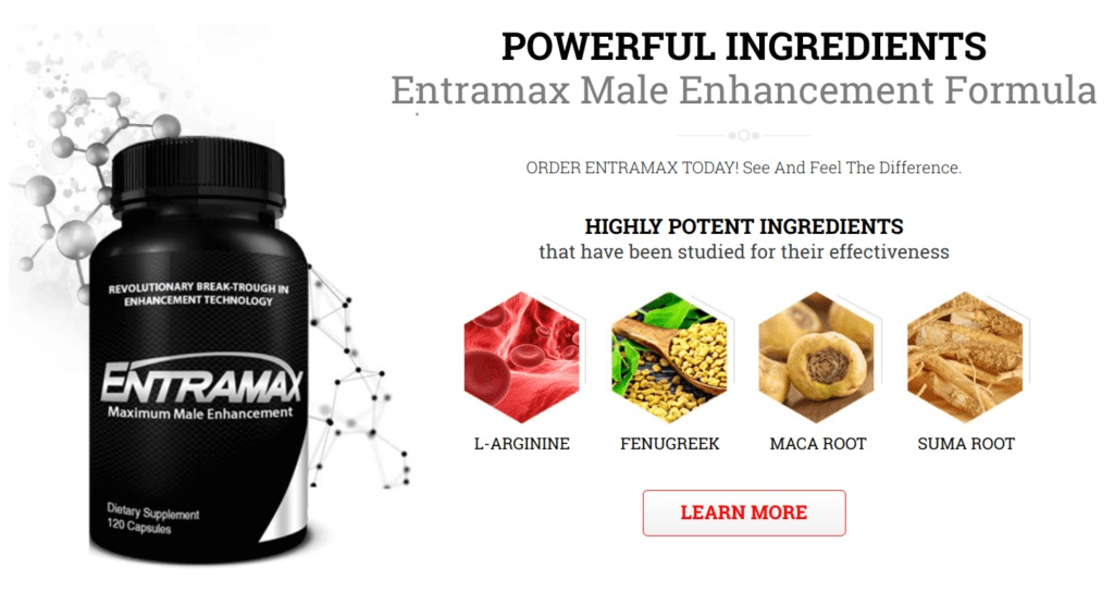 Entramax Maximum Male Enhancement