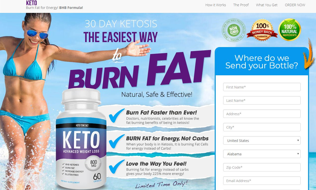 Keto Advanced Diet