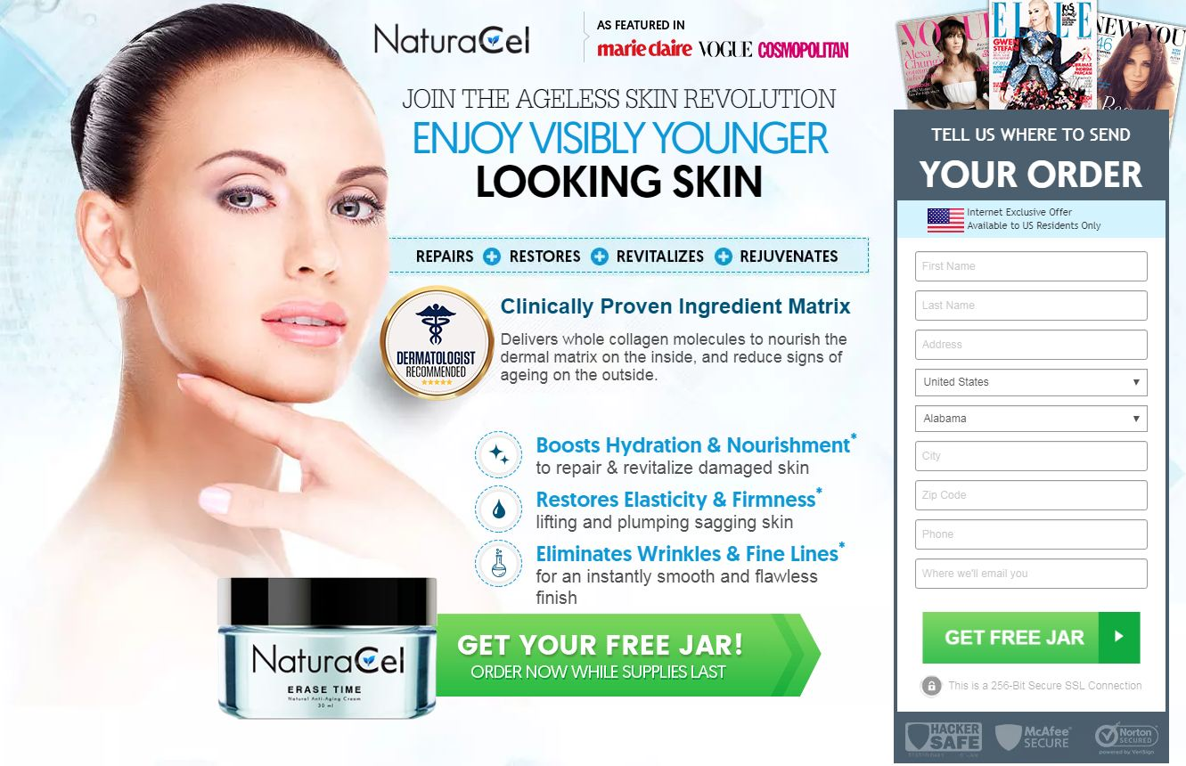 NutraCel Anti Aging Cream