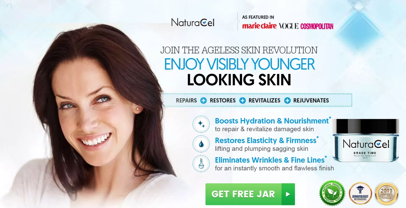 NutraCel Cream price In US