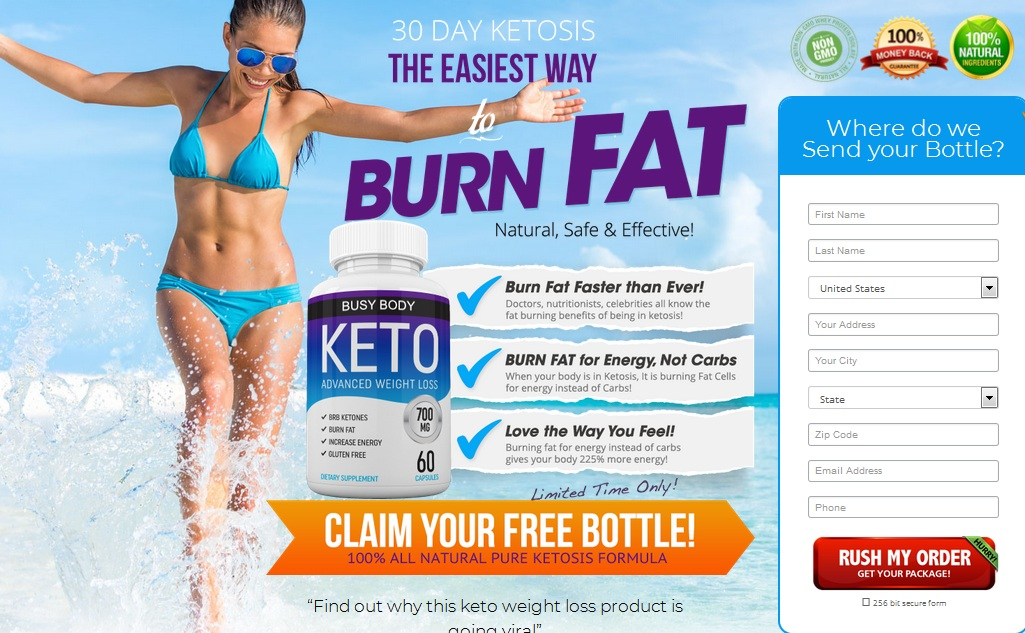 Busy Body Keto buy