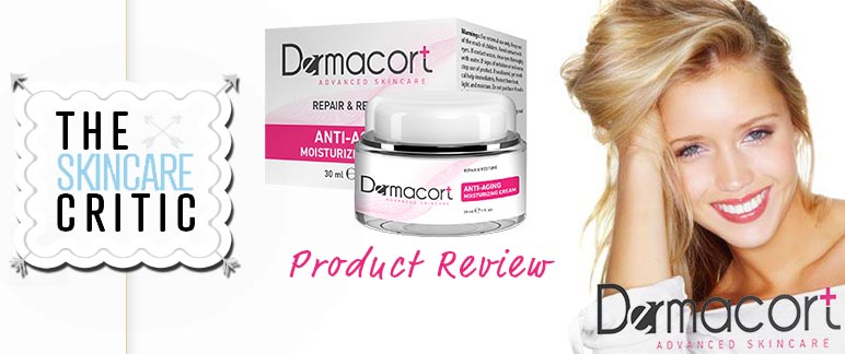 Dermacort Anti Aging Cream: Working, Benefits, Reviews And