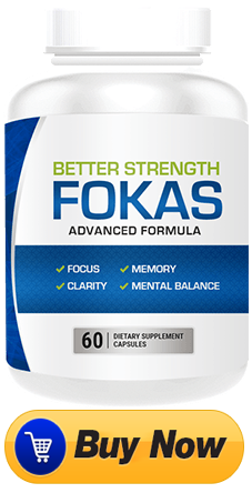 Fokas Brain Enhancement Pills