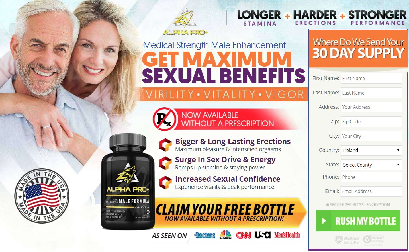 Alpha Pro Plus Male Enhancement Reviews