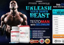 Testoman Testosterone Support Formula