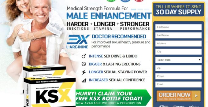 KSX Male Enhancement