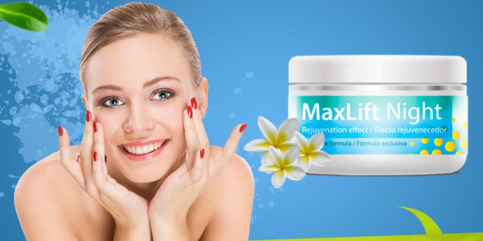 MaxLift Night Cream