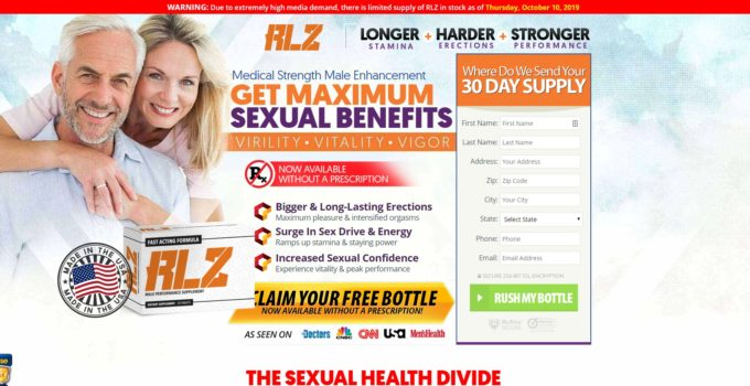 RLZ - Male Enhancement