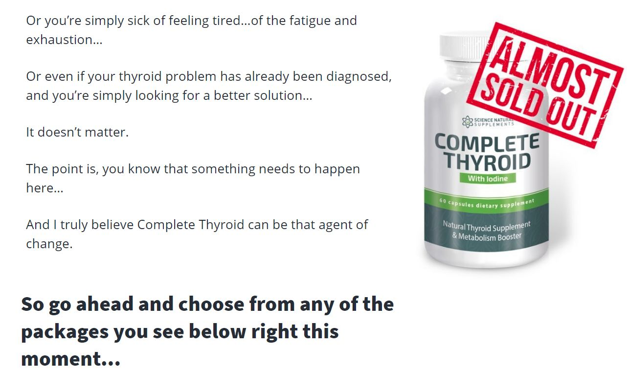 Complete Thyroid US