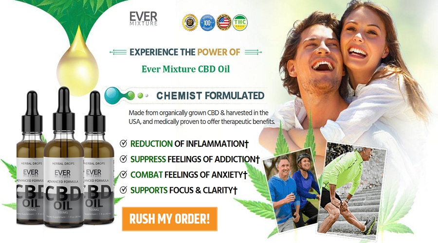 Ever Mixture CBD Order Now