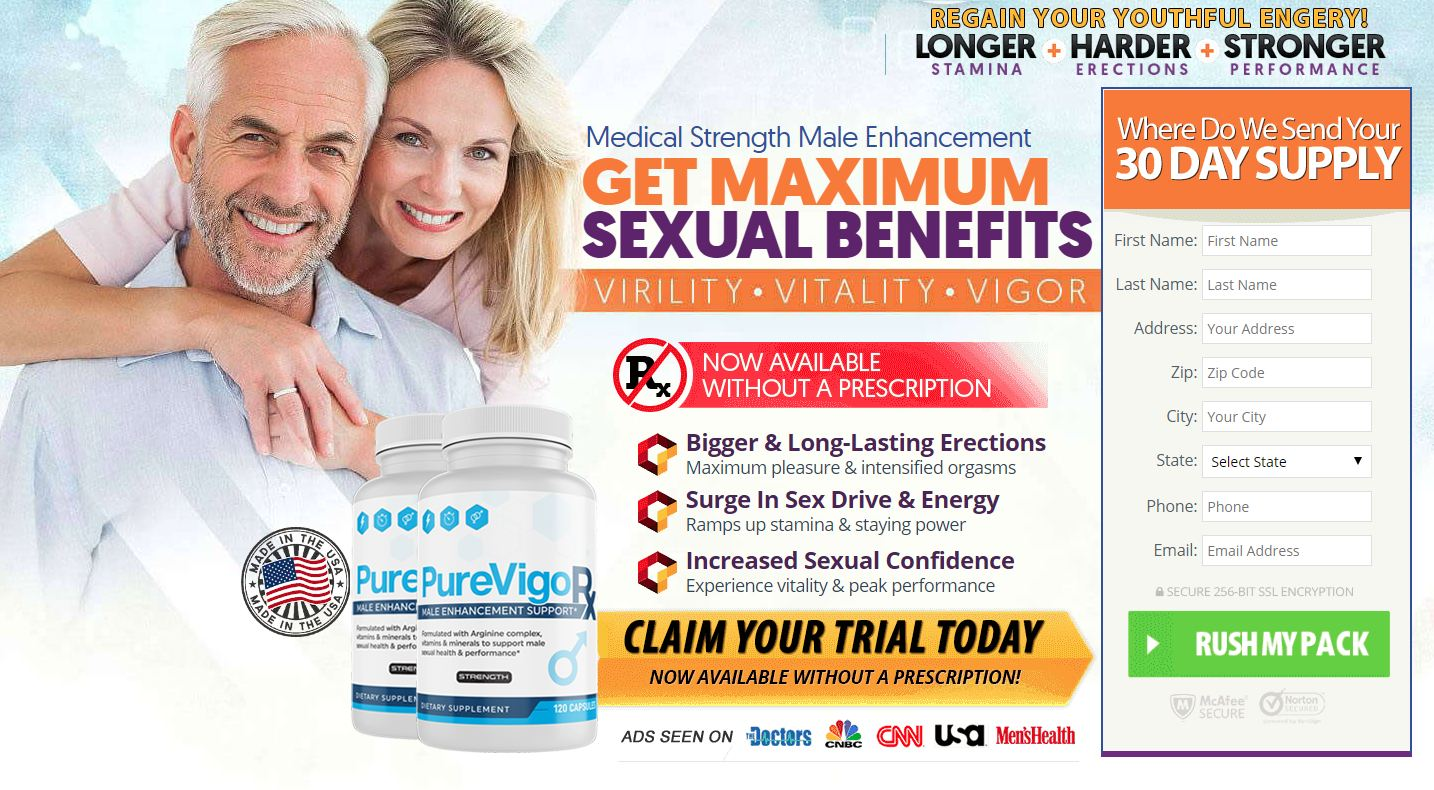 PureVigoRX Male Enhancement