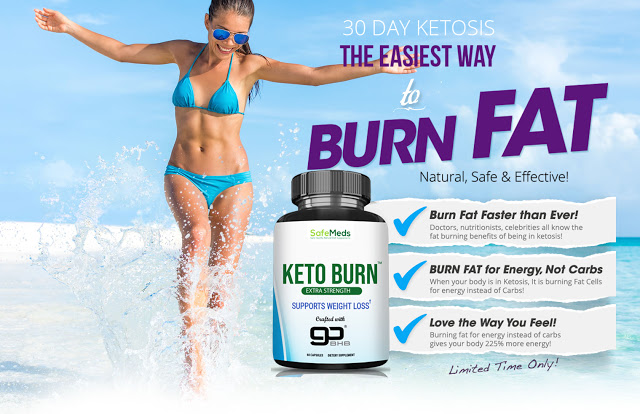 Safe Meds Keto Burn