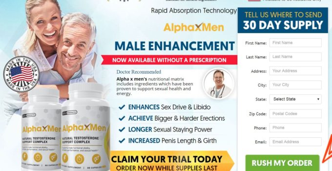 Alpha X Male Enhancement US