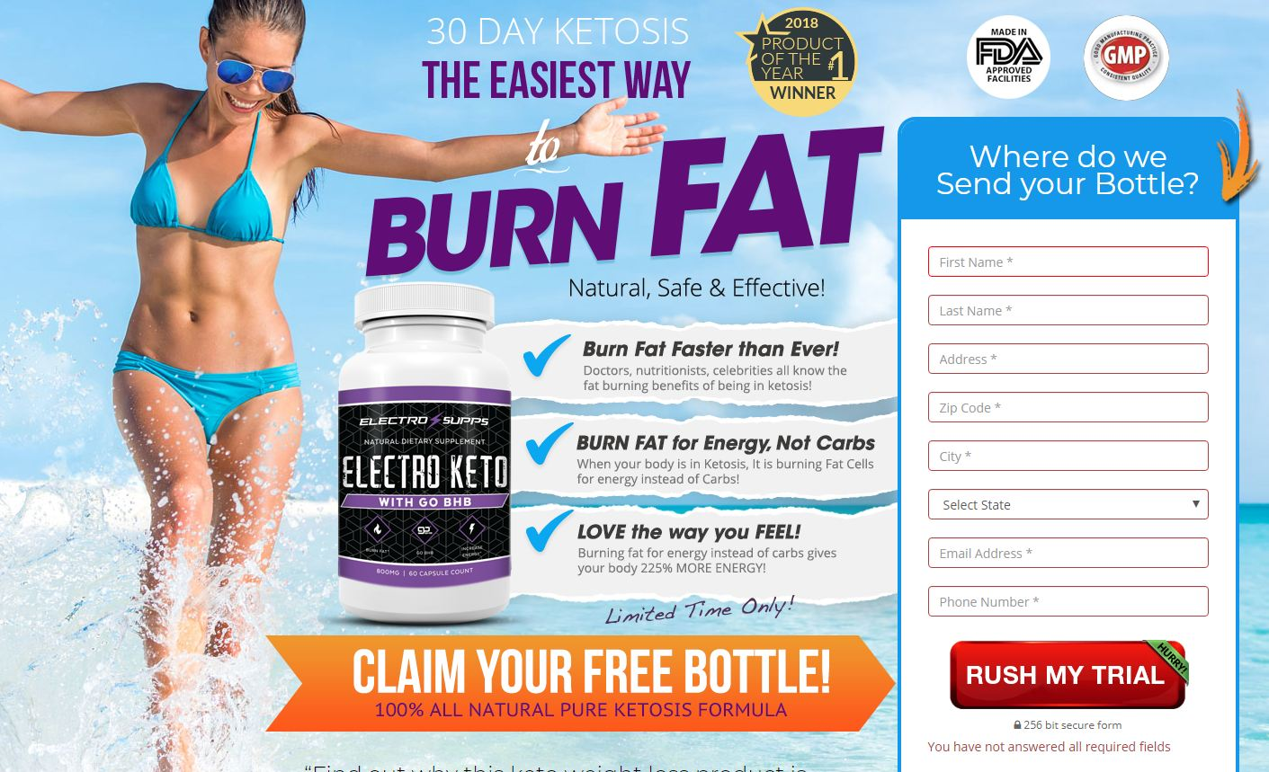 Electro Keto Reviews Updated 2020 Ketogenic Weight Loss
