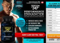Testo Plus 247 muscle Male Enhancement