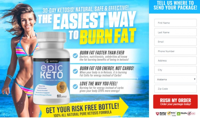 Epic Keto Pills