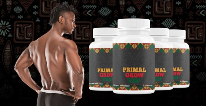 Primal Glow Pro Male Enhancement