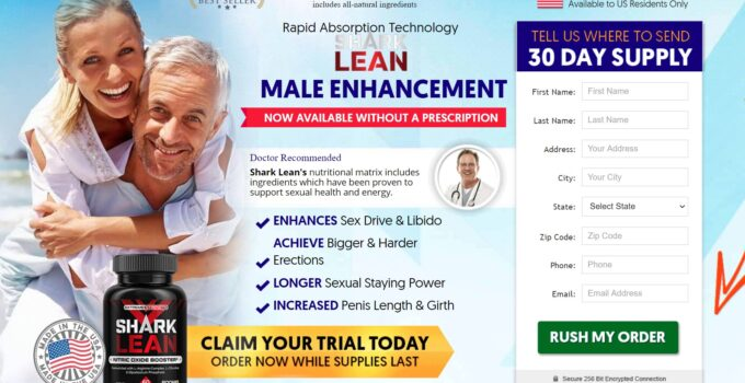 Shark Lean Male Enhancement