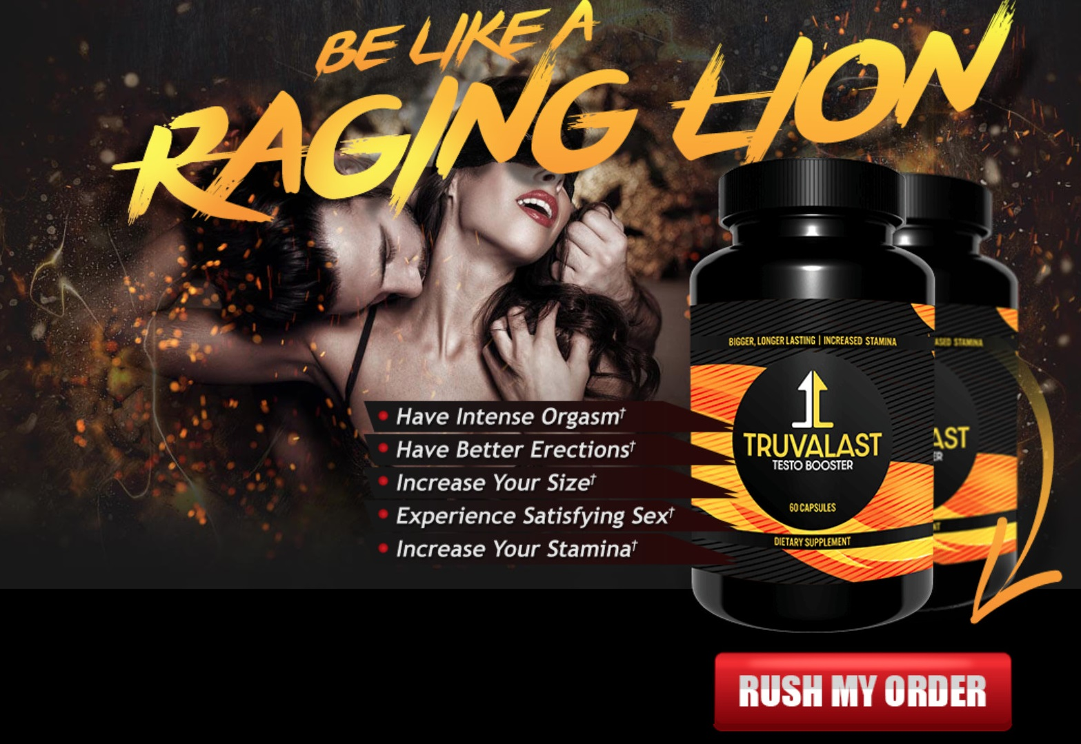 Truvalast Male Enhancement