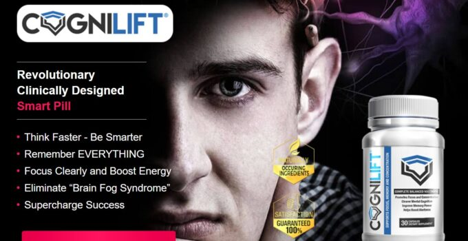 Cognilift Advanced Brain Support Formula USA Intro
