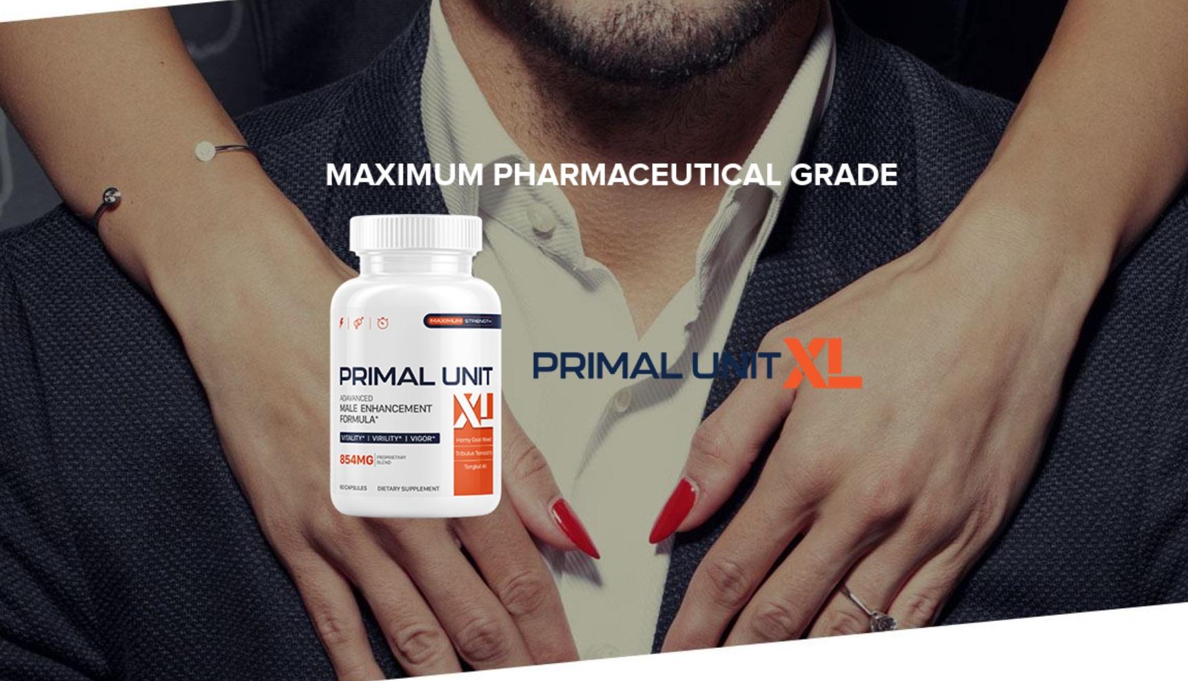 PrimalUnit XL Male Enhancement 2