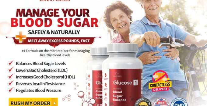 Glucose1 Final Buy Now