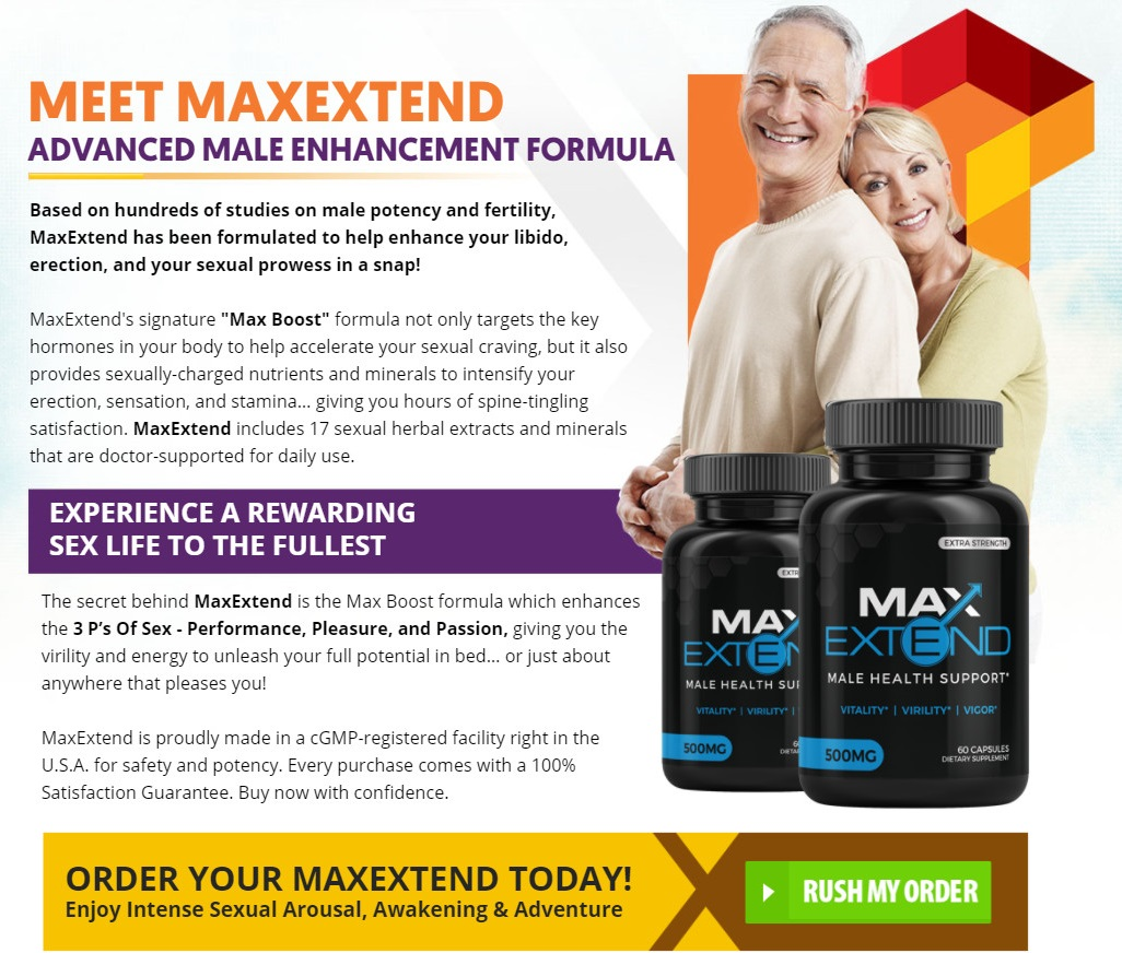 Max Extend Male Enhnacement 2