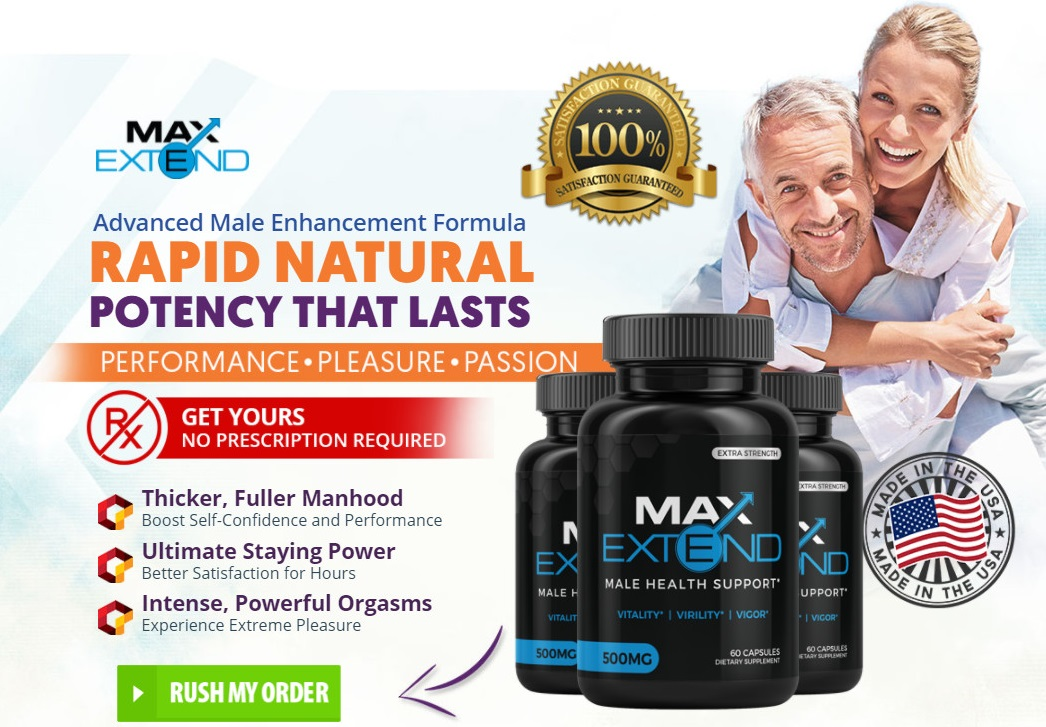 MaxExtend Male Enhancement Buy Now
